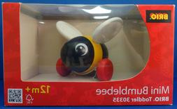 Brio Mini Bumblebee Baby Toy New Fast Shipping