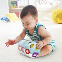Move & Crawl Baby Ball Rolling Toys for Newborn Baby Kids To