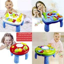 Music Study Table Baby Toys Children's Early Learning Electr
