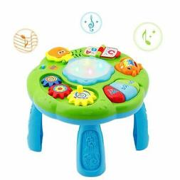 Musical Activity Centers Learning Table Baby Toy - Electroni