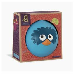 New B. Toys AniBall Baby Toddler Birdy Bounce Playground Bal