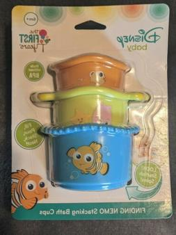 new finding nemo stacking bath pour cups