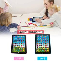New Kids Educational Tablet Pad Learning Toys Gift For Boys