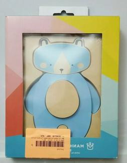 NEW OTHER - Manhattan Wooden Bear Puzzle Toy Stacking And So