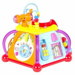 Play Baby Toy's Incredible Six Sided Activity Center For Bab