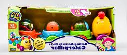 Rolling Activity Balls Caterpillar Toys For Toddlers Baby Ki