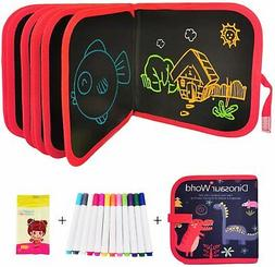 Sesuval Erasable Drawing Pad Toys,Reusable Drawing Doodle Bo