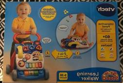 VTech Sit-to-Stand Learning Walker, toy for baby 9 months to