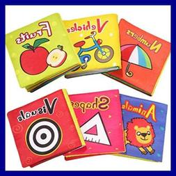 Soft Cloth Books For Babies First Year Baby Toys 6 To 12 Mon