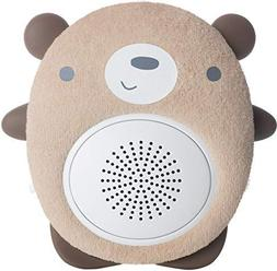 SoundBub Portable Bluetooth Speaker and Baby Soother | White