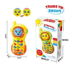 Toys Phone For 6 Months Old Boys Baby Girl 1 Year Kid Childr