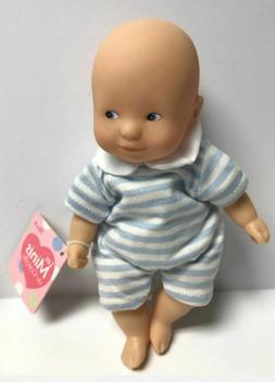 """Corolle Vintage Mini Baby Doll Toy 8"""" Les Minis Boy Doll NEW"""