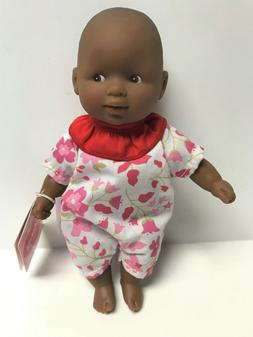 """Corolle Vintage Mini Baby Doll Toy 8"""" Les Minis in Floral Ju"""