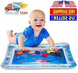 Water Play Mat for Kids Fun, Inflatable Baby Fun, Activity P