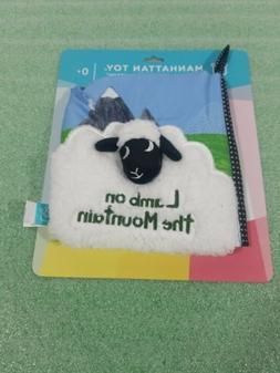 """Manhattan Toy """"What's Outside?Mountain""""  Soft Baby Activity"""